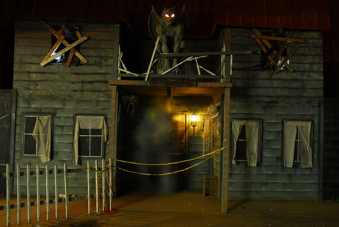 The Haunt Schmitts Farm Haunted House